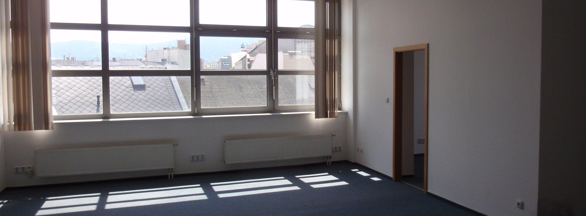 Pronájem kanceláří v centru Liberce,  47 m², Ev.č.: N48666