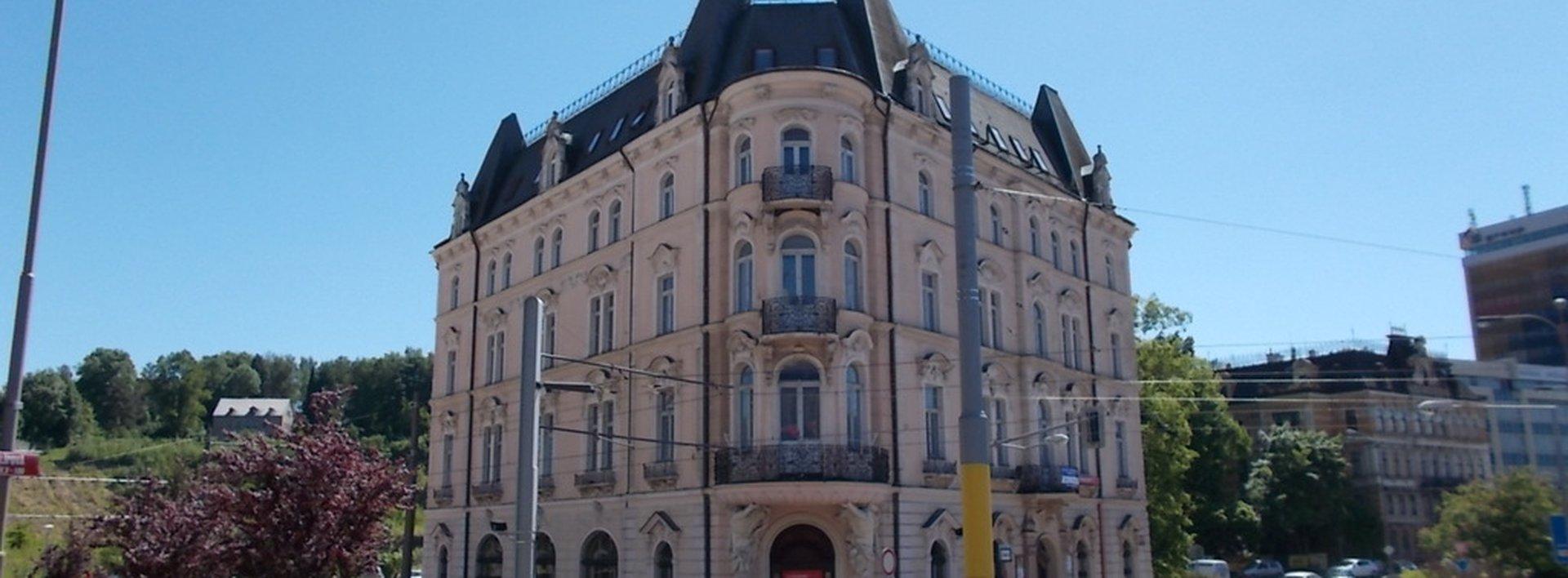 Pronájem kanceláře 54 m2, Dr. M.Horákové - Fügnerova, Ev.č.: N49054