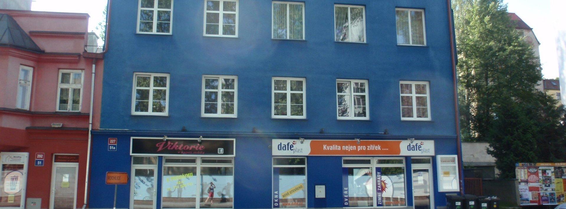 Pronájem, obchodní prostory, 40 m², Dr. M.Horákové, Liberec, Ev.č.: N49146