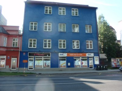 Pronájem, Obchodní prostory, 40m² - Liberec VII-Horní Růžodol