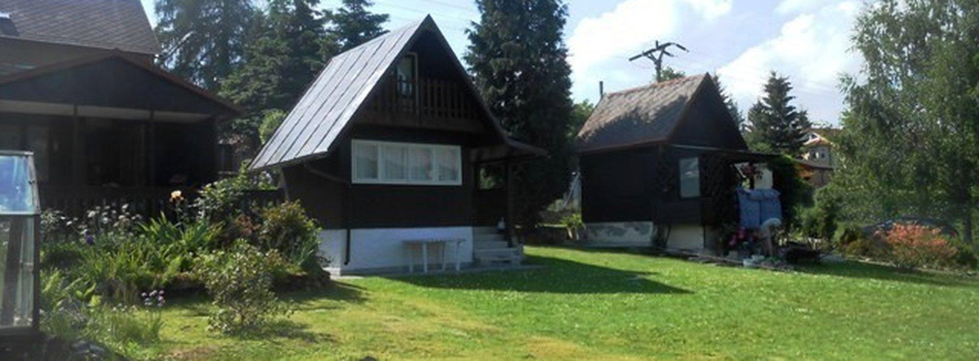 Prodej chatky včetně zahrady Vratislavice nad Nisou, Ev.č.: N47307