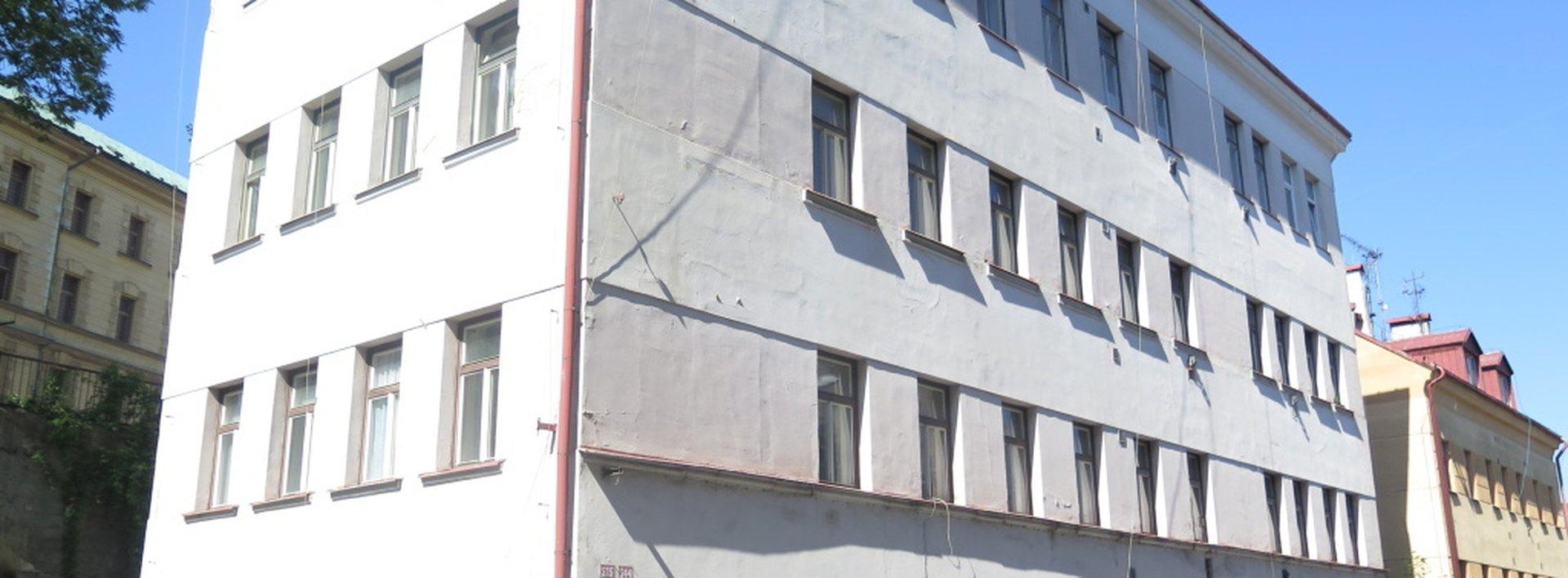 Činžovní dům nedaleko centra Liberce, Ev.č.: N47349