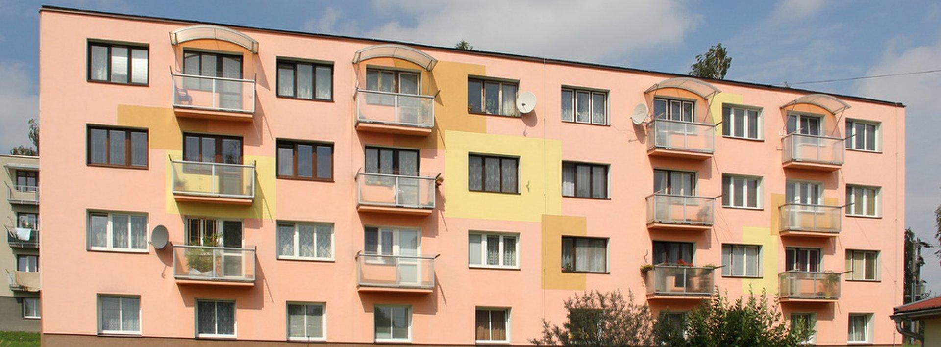 Slunný byt 4+1, 75,5 m², Ev.č.: N47393