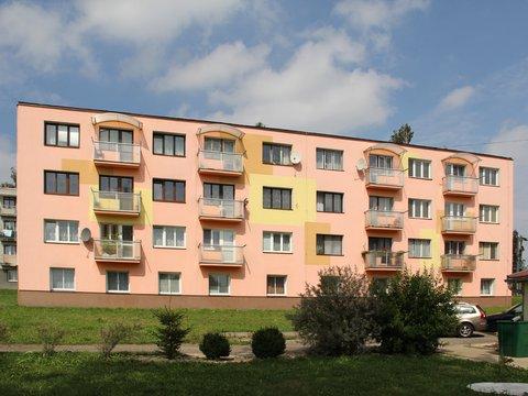 Koupě bytu 4+1 Liberec Puškinova
