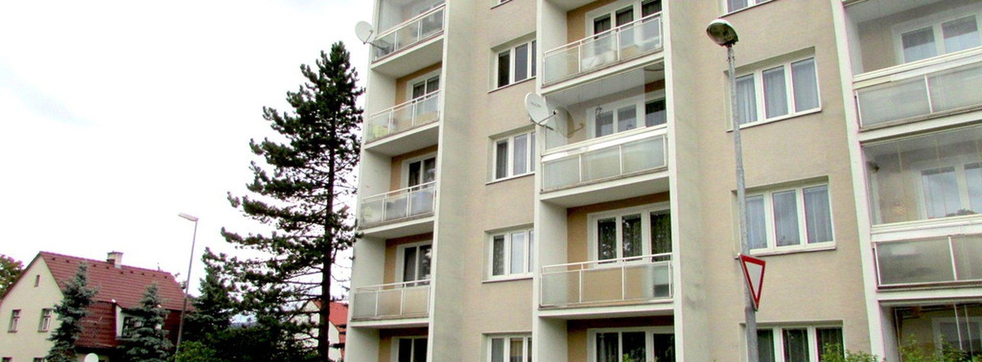 Pronájem bytu 2+1 s lodžií, 56 m² v Liberci - Králův Háj, Ev.č.: N47431