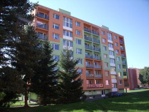 Prodej prostorného bytu 2+1/L v OV, Stráž pod Ralskem