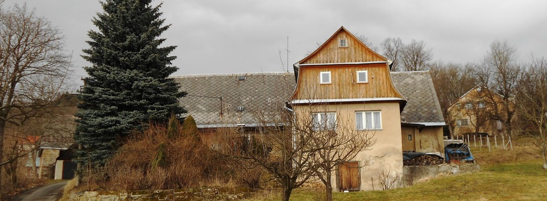 Prodej RD se zahradou v Záskalí - Hodkovice nad Mohelkou, Ev.č.: N47466