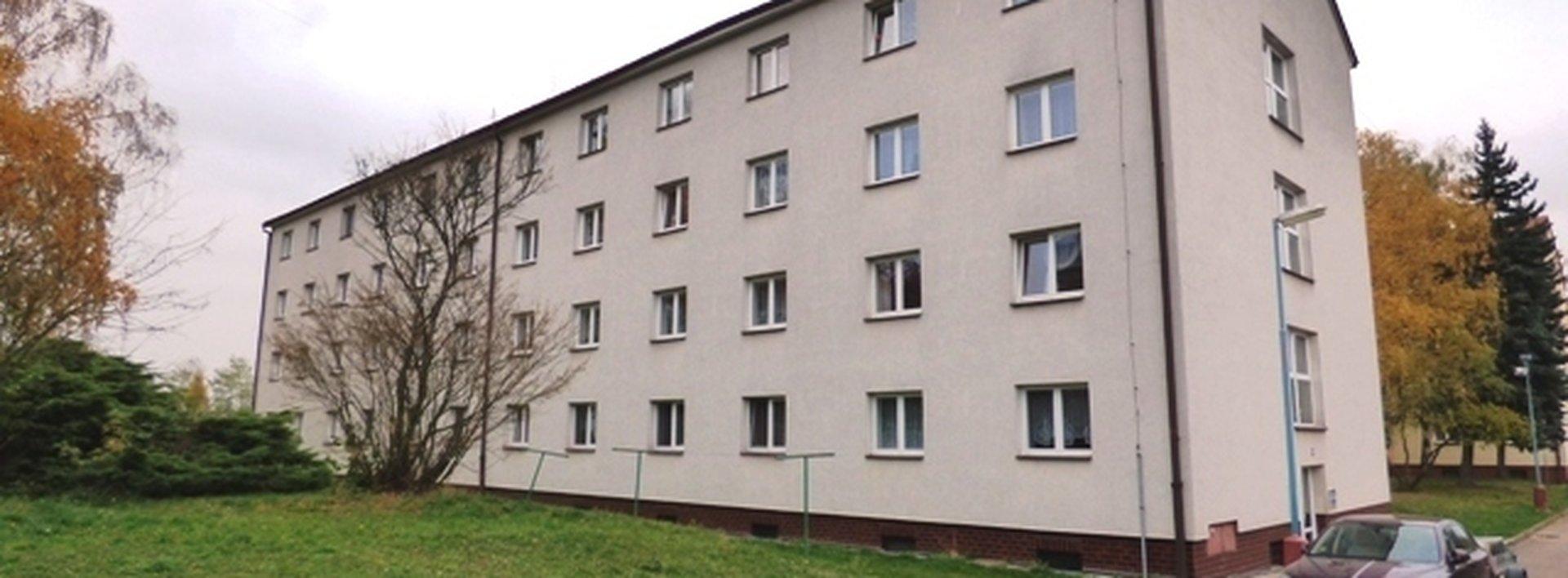 Pěkný cihlový byt 1+1 ve Chvaleticích, 30 m2, Ev.č.: N47479