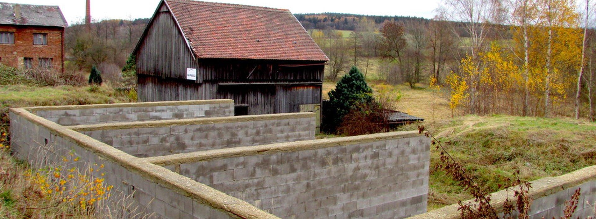 Prodej stavebního pozemku se stodolou, 1532 m² - Horní Řasnice, Ev.č.: N47492