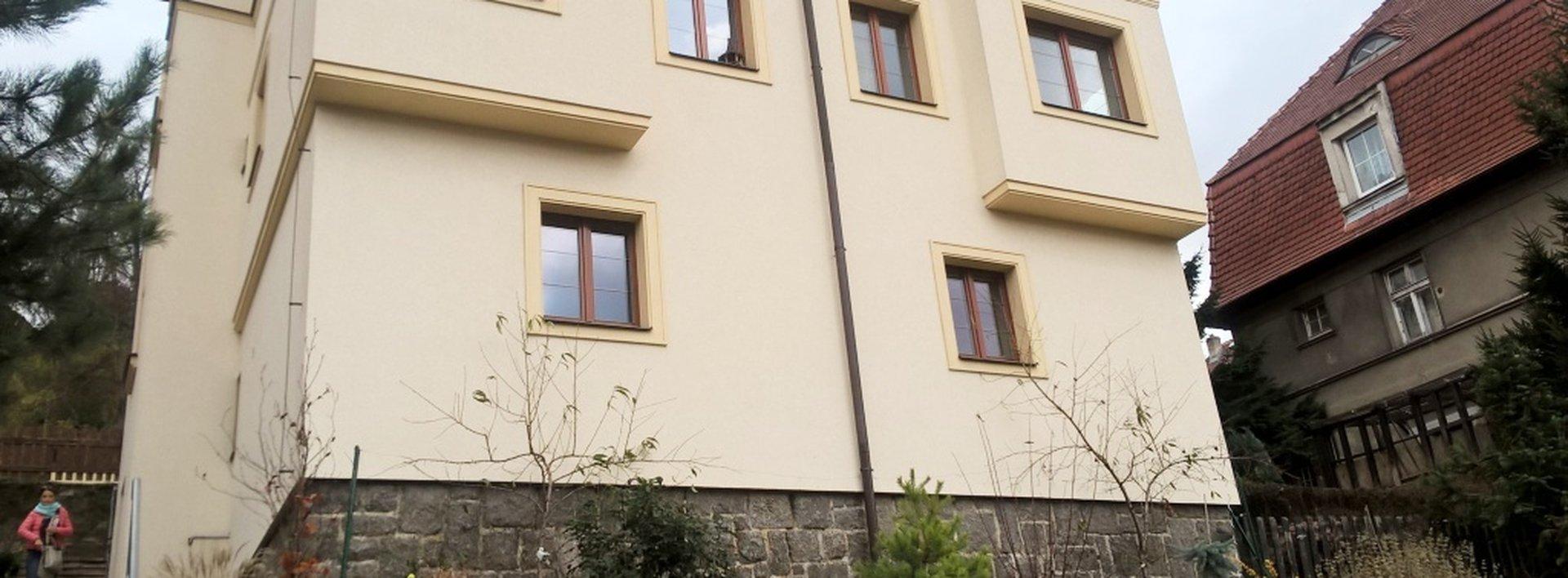 Pronájem příjemného rekonstruovaného bytu 2+kk v rodinném domě, Ev.č.: N47493