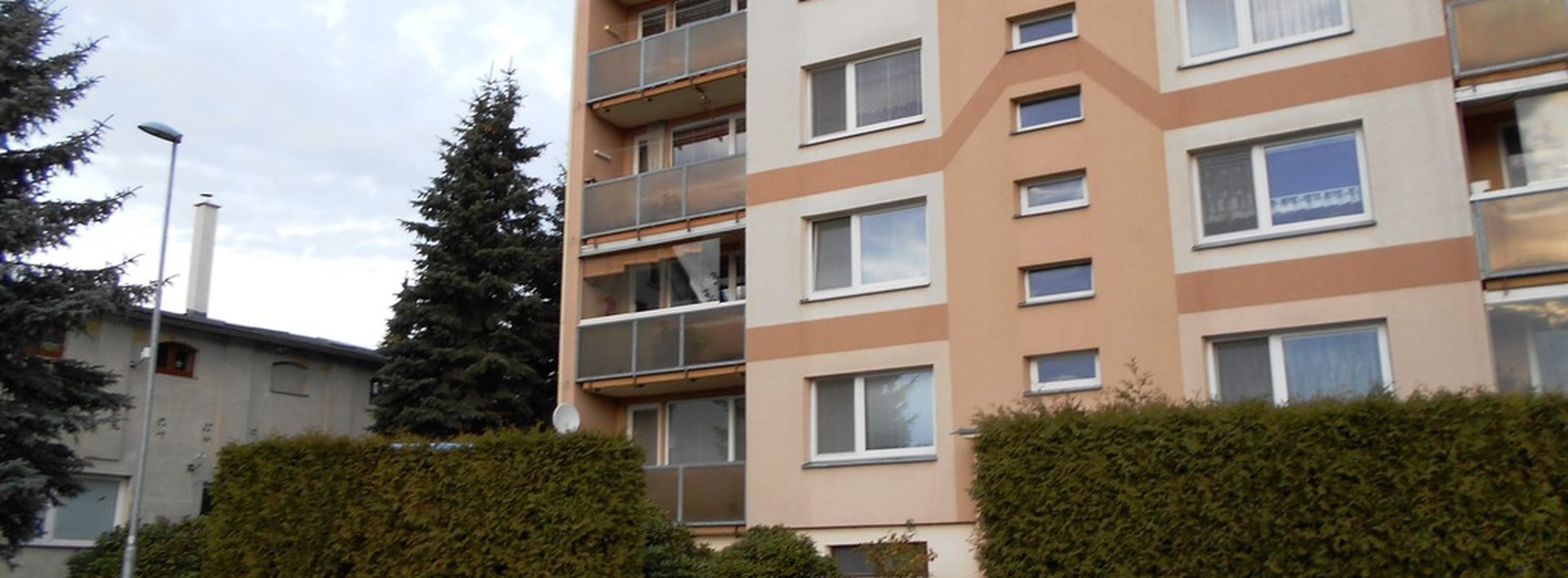 Prodej bytu 3+1 s lodžií v Hrádku nad Nisou, Ev.č.: N47498