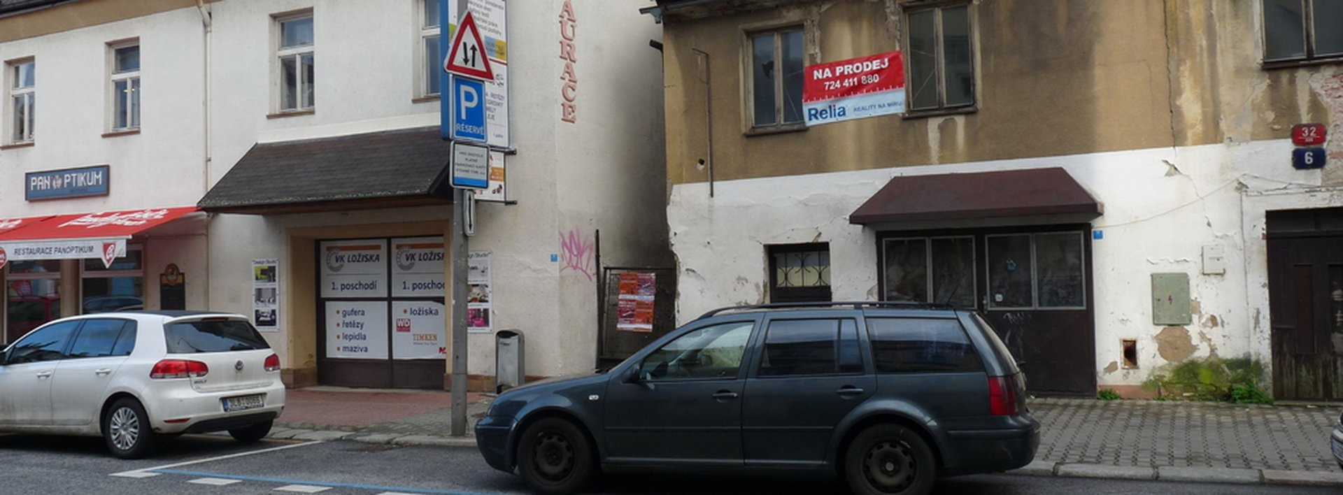 Exkluzivní nabídka prodeje domu v historickém centru Liberce, Ev.č.: N47518