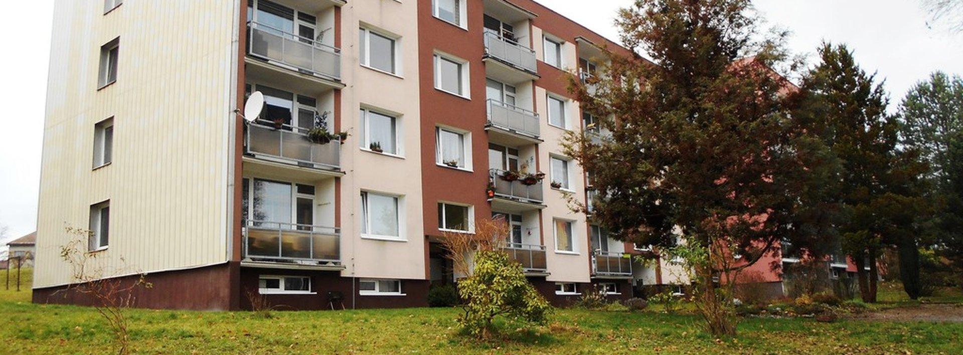Prodej bytu v osobním vlastnictví 2+1 v Hodkovicích nad Mohelkou, Ev.č.: N47525