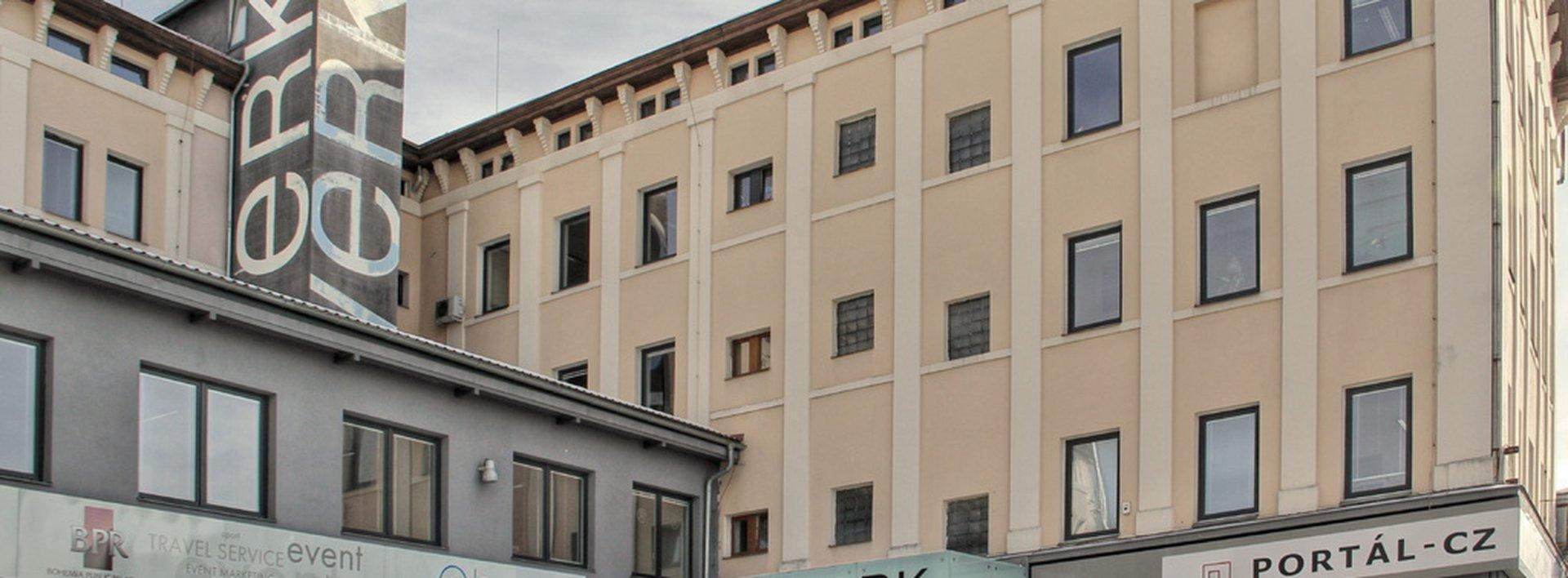 Pronájem Kanceláře 25 m² v centru Liberce, Ev.č.: N47547