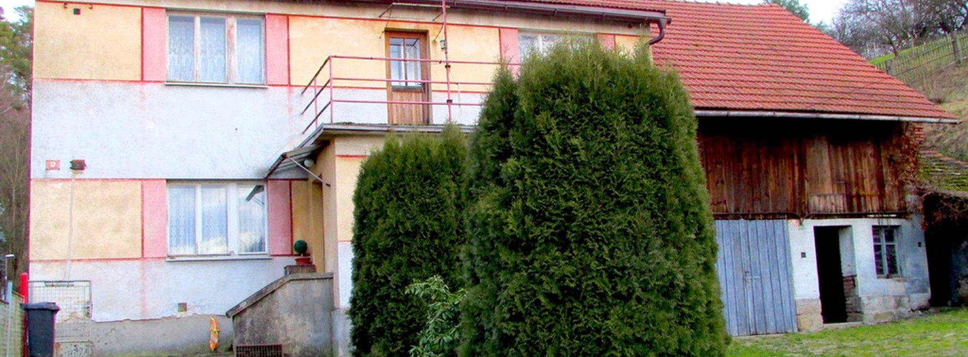 Prodej rodinného domu v Českém ráji - obec Suhrovice, Ev.č.: N47568