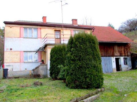 Prodej RD v Suhrovicích – Český Ráj