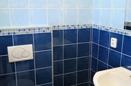 Koupelna a WC přízemí