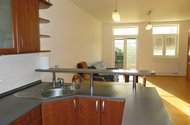Kuchyn a obývací pokoj