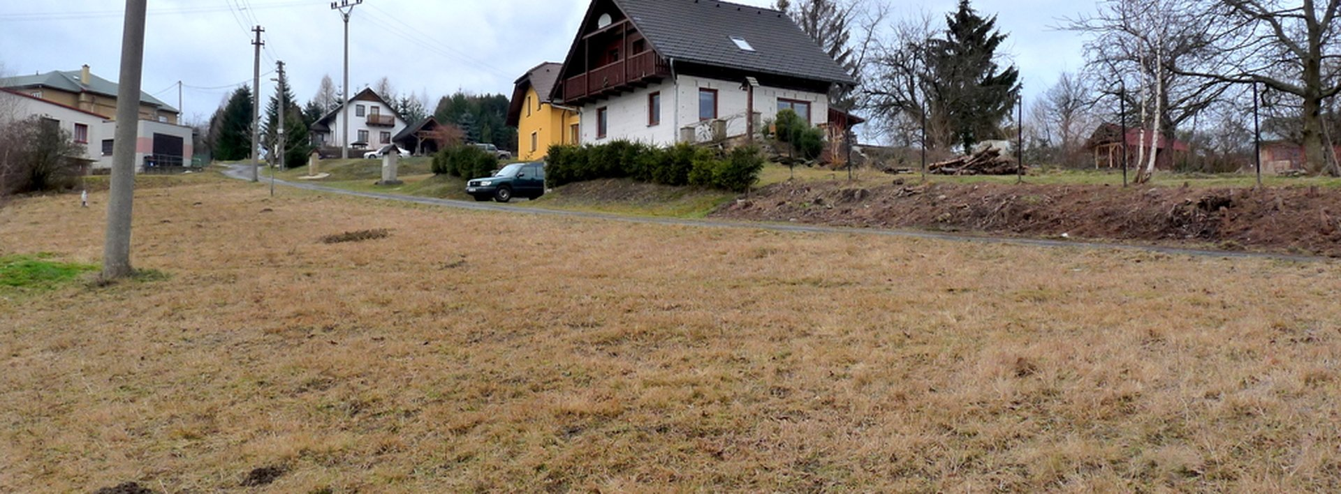 Prodej pozemku o výměře 685 m2 v obci Alšovice u Jablonce n. N., Ev.č.: N47570