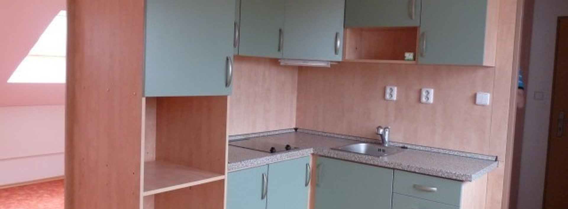 Pronájem bytu 1+kk v Liberci, Ev.č.: N47571