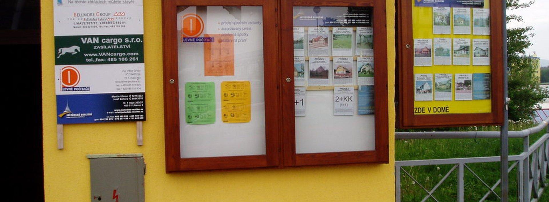 Pronájem, Ostatní komerční nemovitosti,  1,5 m²