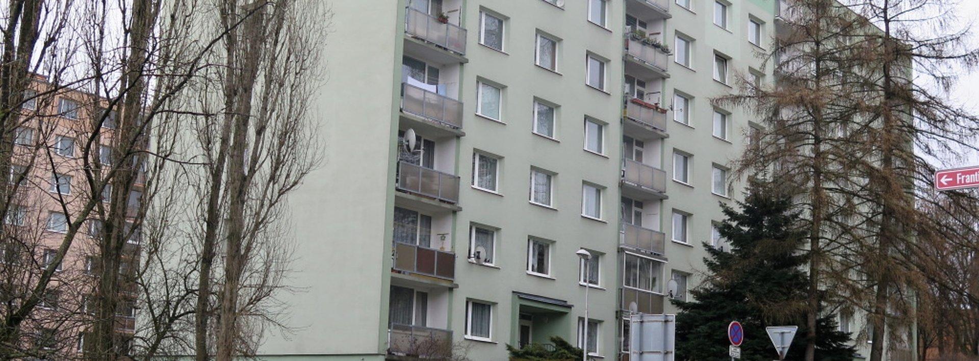 Prodej bytu 1+1 v centru Liberce, Ev.č.: N47639
