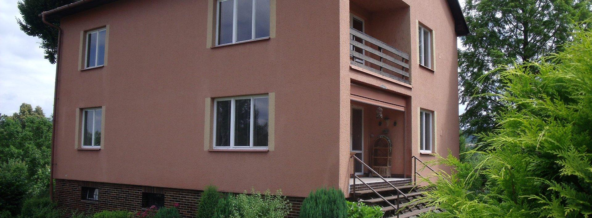 Prodej hezkého dvougeneračního domu v Liberci - Vesci, Ev.č.: N47649