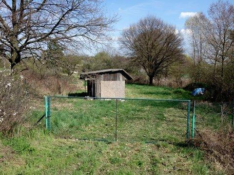 Prodej krásného pozemku v Černé u Bohdanče