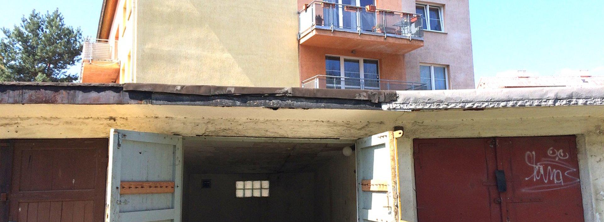 Prodej garáže v OV v Liberci v Hanychově, Ev.č.: N47672