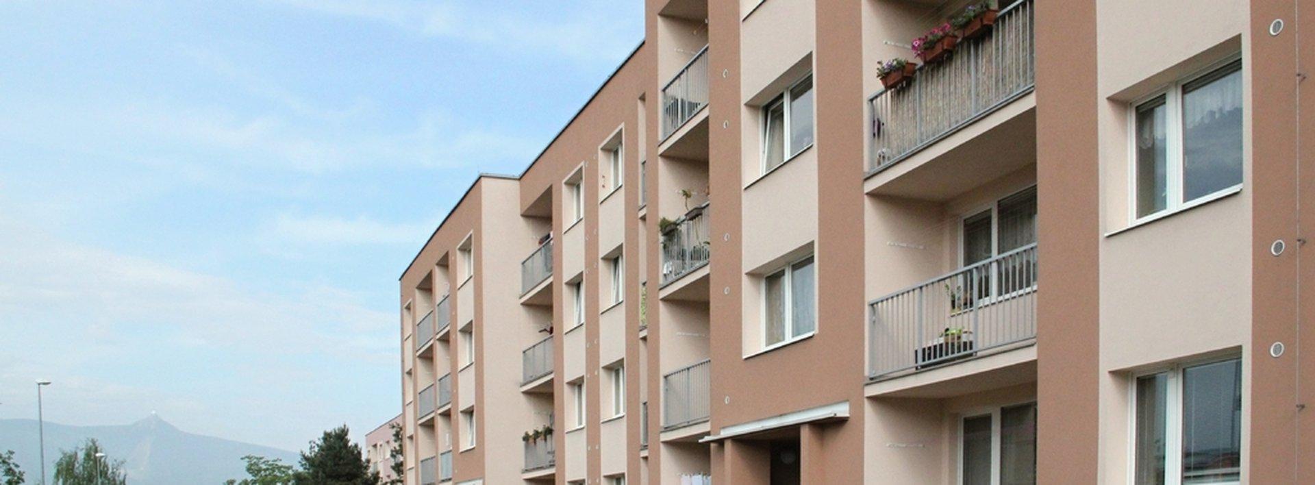 Prodej družstevního bytu 3+1, Burianova, Liberec-Rochlice, Ev.č.: N47718