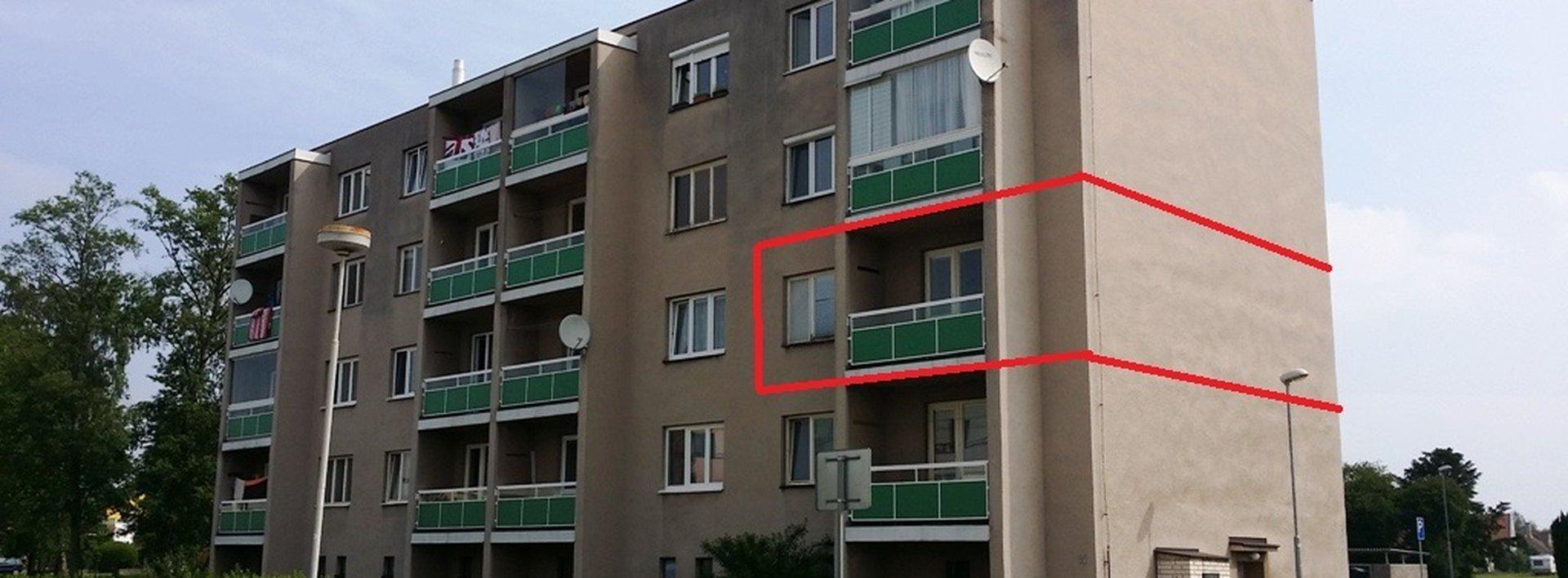 Cihlový byt  3+1 v klidné části Lázní Bohdaneč, 73 m², Ev.č.: N47723