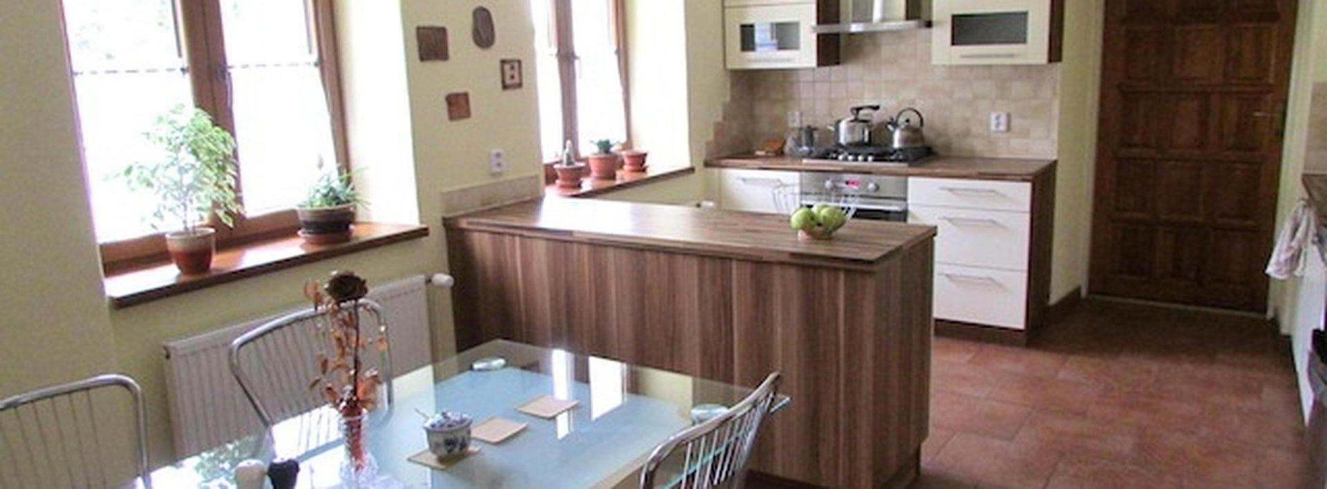 Prodej bytu 5+1, 299 m² s garáží a zahradou v Liberci - Starý Harcov, Ev.č.: N47725