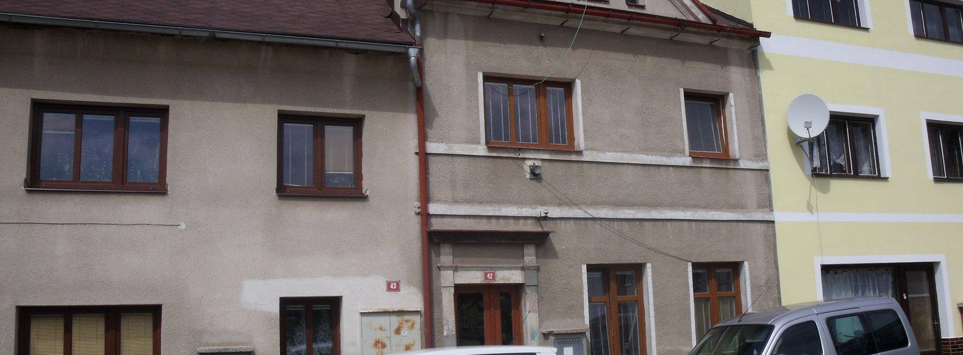 Prodej rodinného domu v Hrádku nad Nisou, Ev.č.: N47740