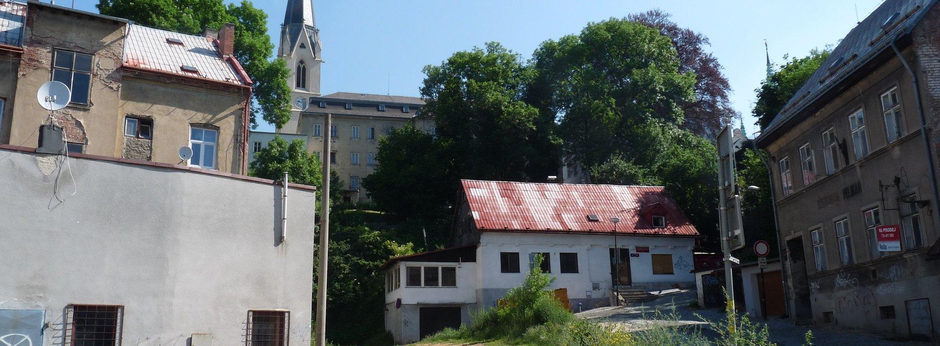 Prodej pozemku v centru Liberce, Ev.č.: N47745