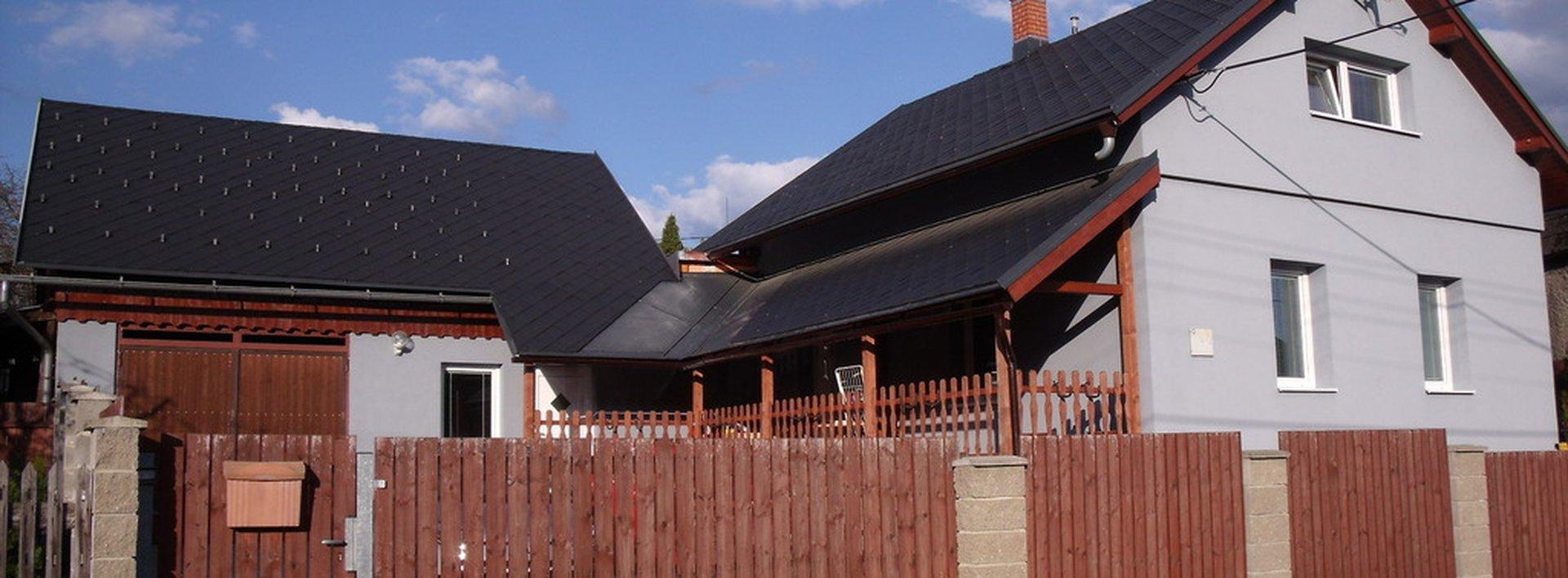 Prodej útulné novostavby rodinného domu v Lažanech u Sychrova, Ev.č.: N47753