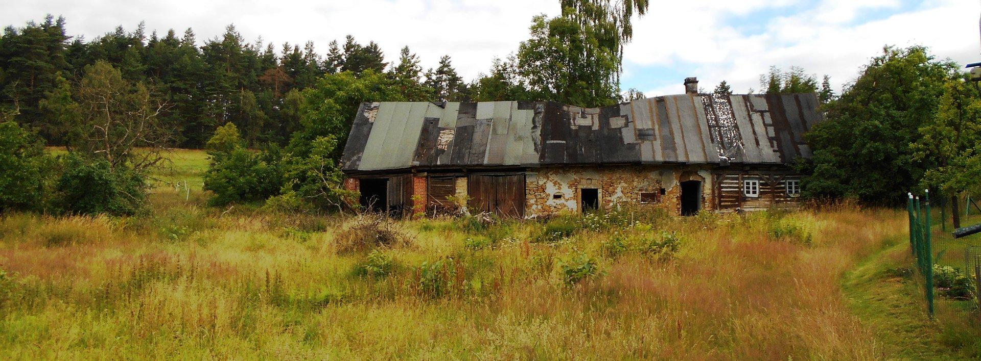 Prodej pozemků včetně zbořeniště v obci Všelibice u Českého Dubu, Ev.č.: N47764