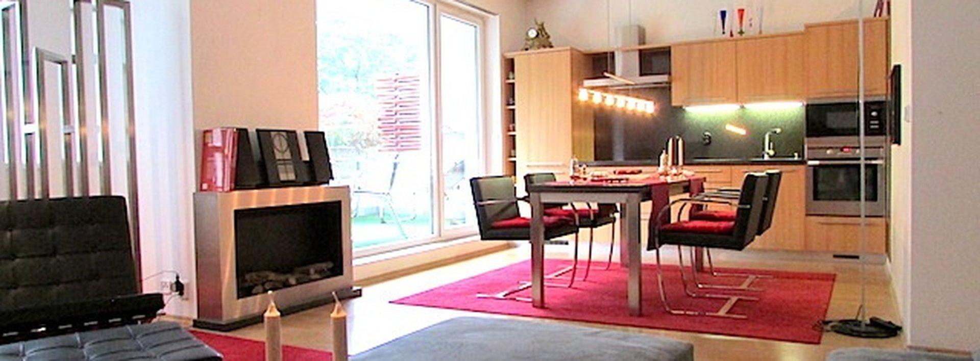 Prodej slunného bytu 3+KK s terasou - Liberec, Perštýn, Ev.č.: N47765
