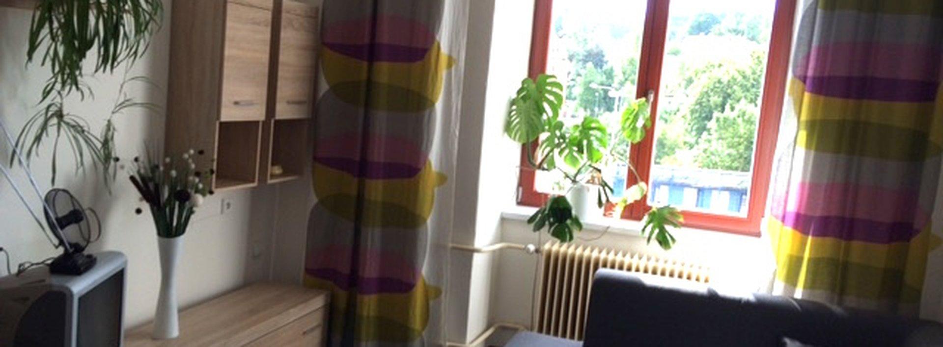 Pronájem zařízeného bytu 1+KK a šatnou v Jablonci, ul. Podhorská, Ev.č.: N47769