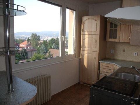Prodej hezkého, prostorného, slunného bytu 3+1/L v Liberci