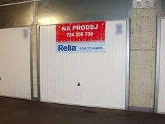 Prodej garáže – Rochlice, Liberec