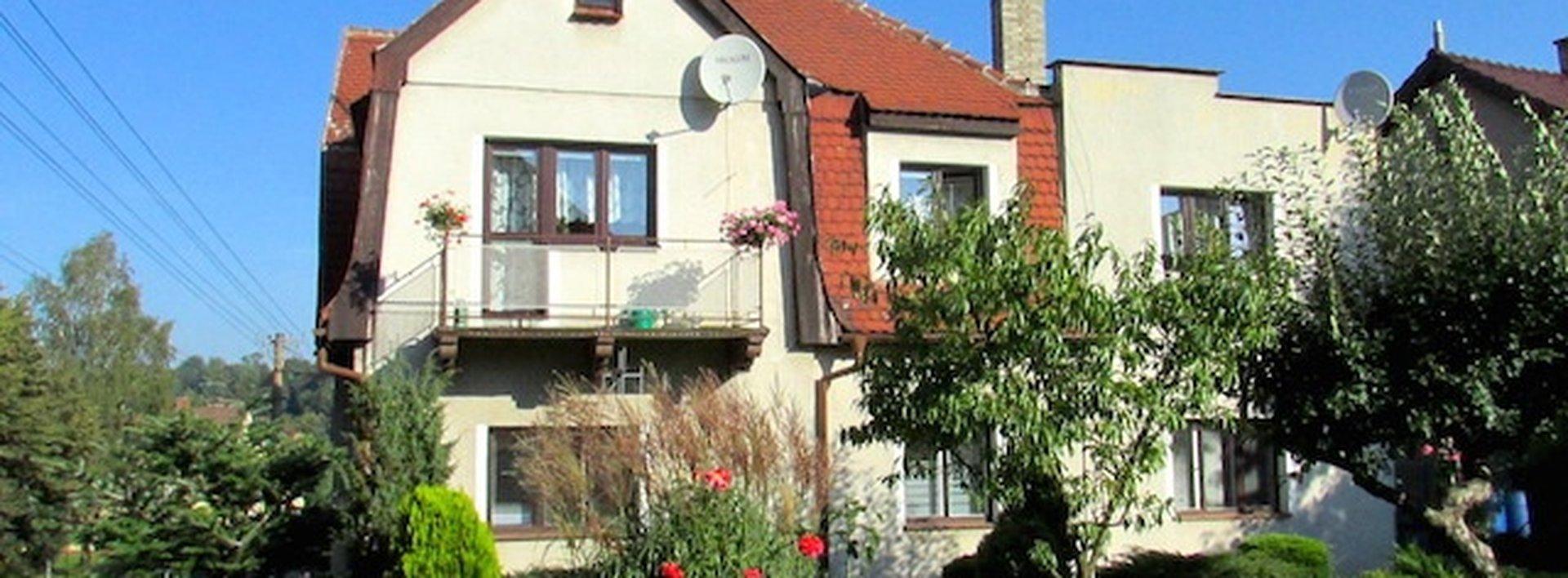 Prodej bytu 4+1, 115 m²  v domě se zahradou v Chrastavě, Ev.č.: N47810