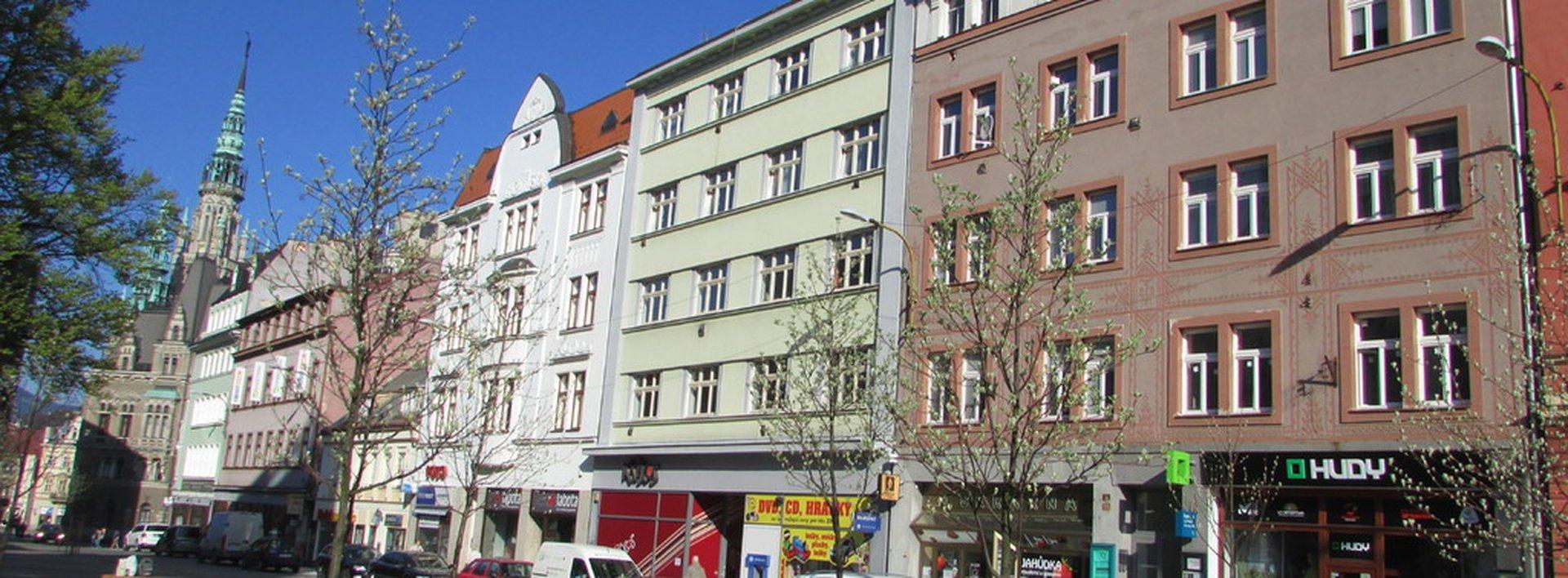 Prodej bytu 2+1, 57 m² v centru Liberce, ul. 5. května, Ev.č.: N47824