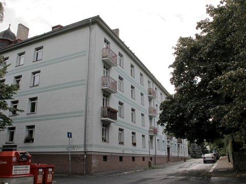 Koupě bytu, Slavíčkova ulice, Liberec