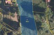 Kat.mapa pozemku.