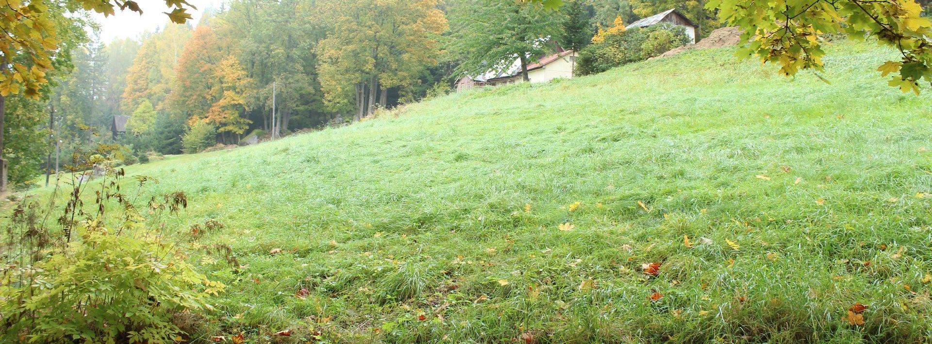 Prodej stavebního pozemku 1.944 m2,Tanvald-Šumburk nad Desnou., Ev.č.: N47858