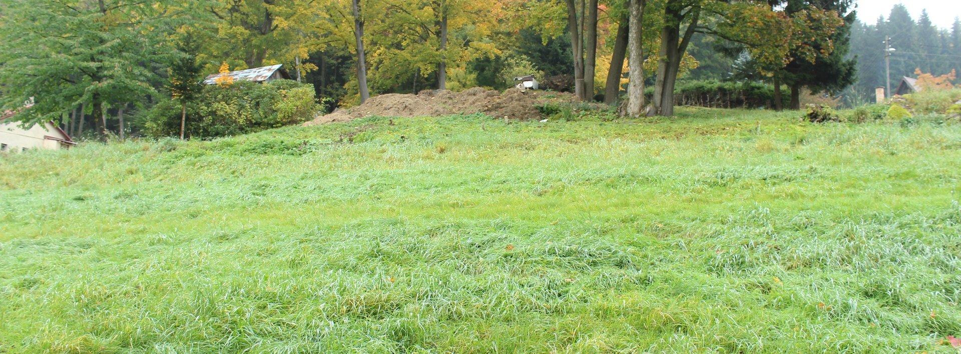 Prodej st. pozemku 1.201 m2, Tanvald-Šumburk nad Desnou., Ev.č.: N47859