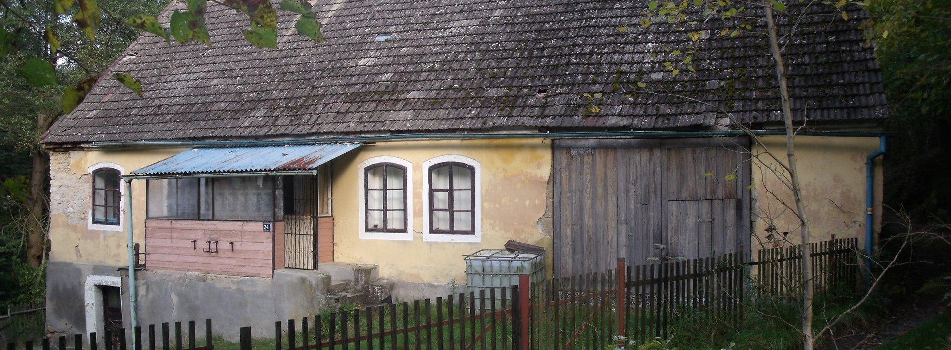 Prodej chalupy v obci Deštná u České Lípy, Ev.č.: N47878
