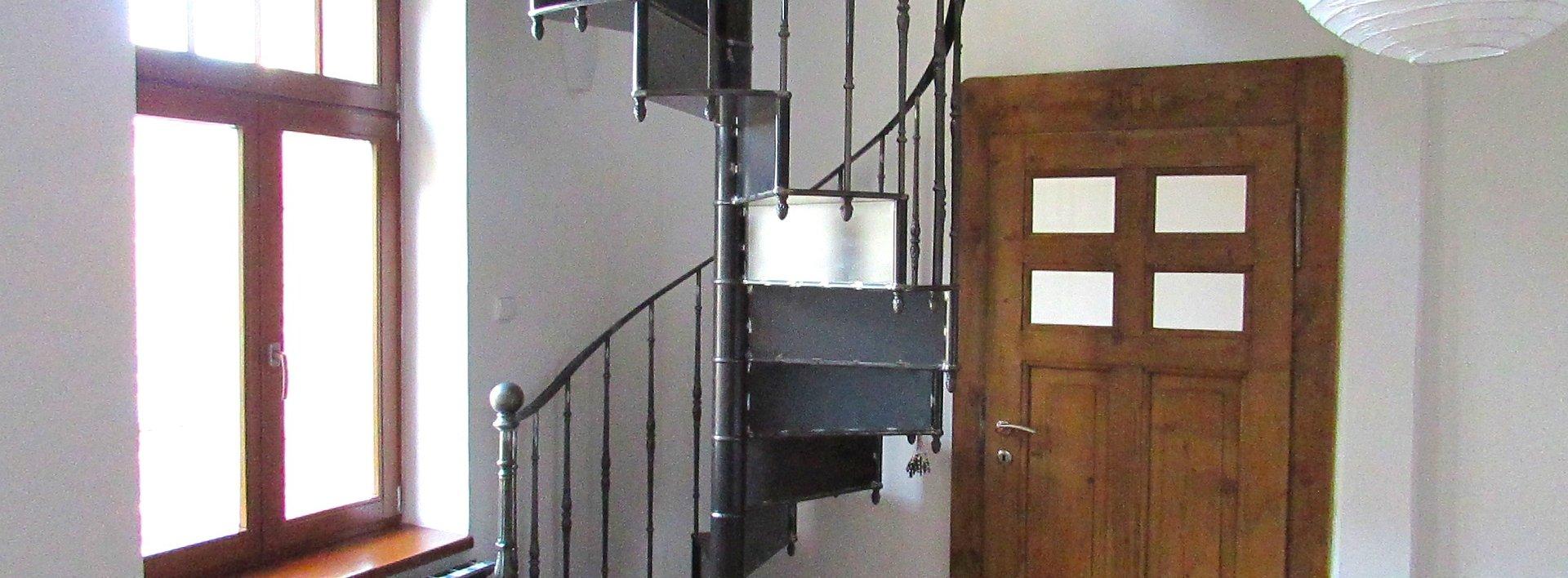 Pronájem mezonetového bytu 3+1, 83 m² - Liberec, nám. Tržní, Ev.č.: N47905