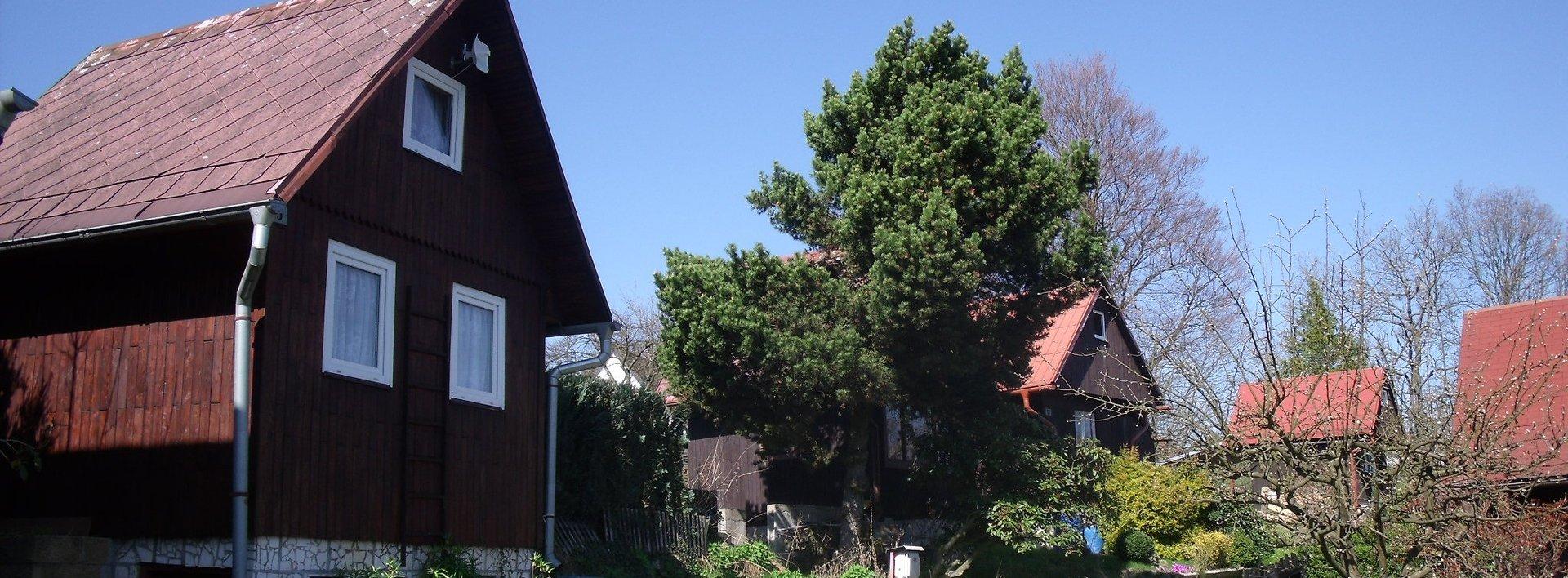 Prodej rekreační chaty se slunným pozemkem, Liberec - Vratislavice n. N., Ev.č.: N47939