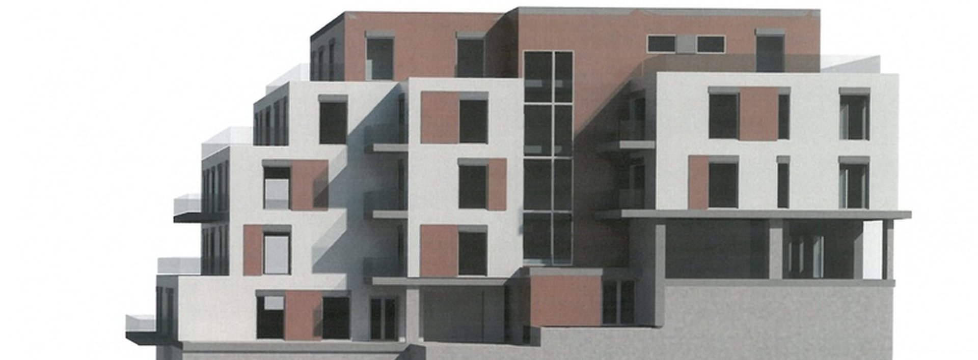 Byt 4+kk v novostavbě - Apartmánový dům Pavlovická, Ev.č.: N47954